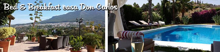 Bed-&-Breakfast-casa-Don-Carlos